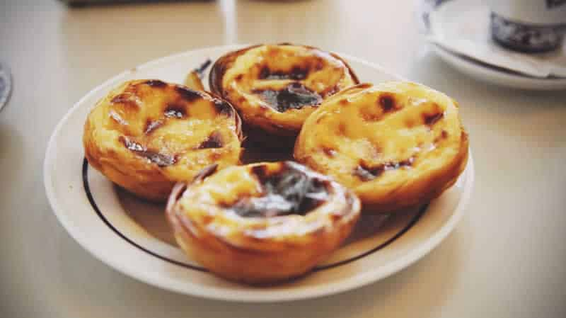 pasteis de nata ou flan portugais au thermomix recette thermomix. Black Bedroom Furniture Sets. Home Design Ideas