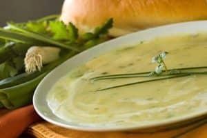 Soupe poireaux et rutabaga WW au cookeo