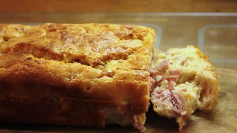 Recette Cake Artichaut Thermomix