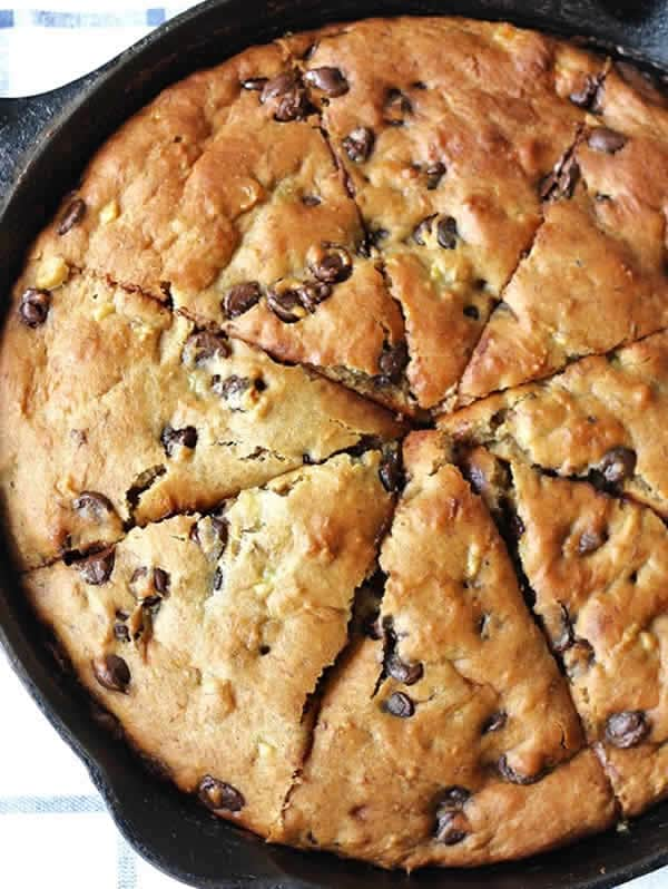 Pan Cakes Sans Gluten