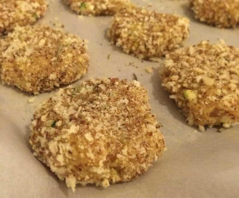 Nuggets de poulet aux légumes avec thermomix