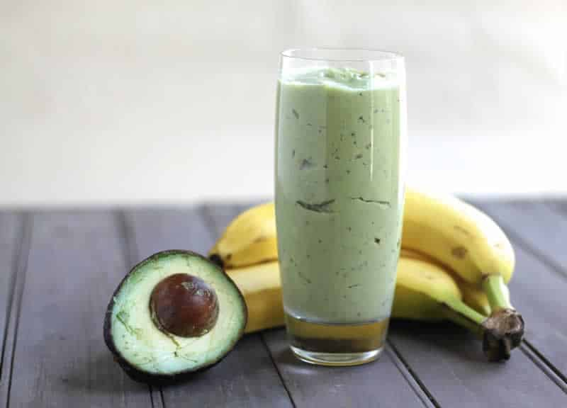 Smoothie Avocat Banane Au Thermomix Recette Thermomix
