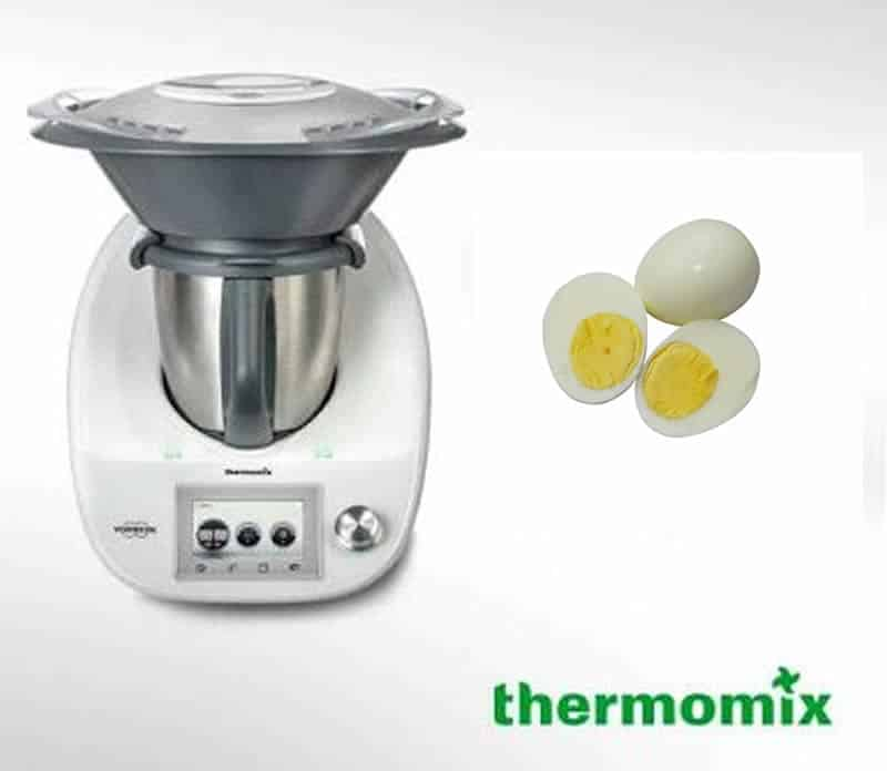 Astuces de cuisson des oeufs avec thermomix