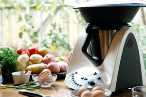 Comment réchauffer vos plats au thermomix