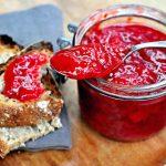 Confiture de fraise facile avec thermomix