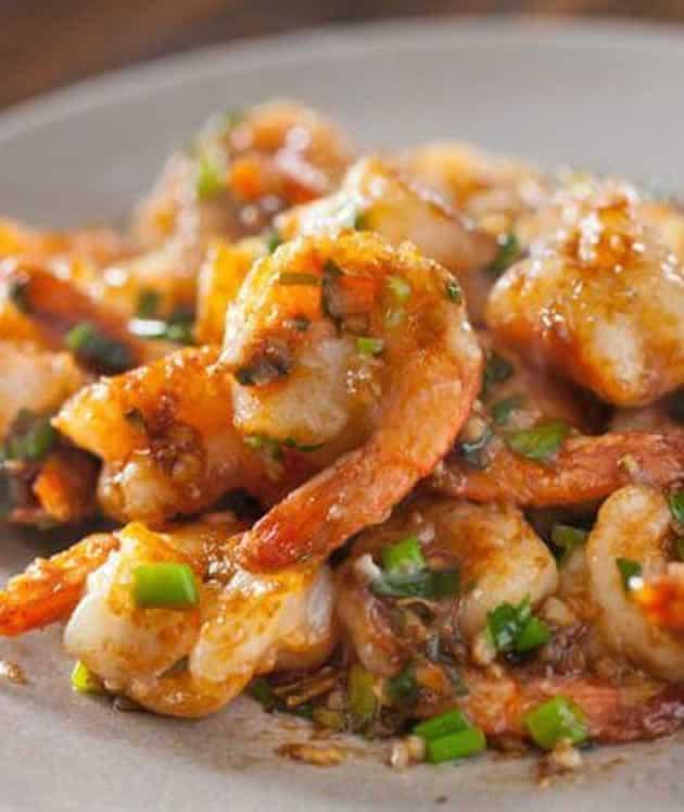 crevettes saut 233 es recette tha 239 landaise au thermomix blogs de cuisine