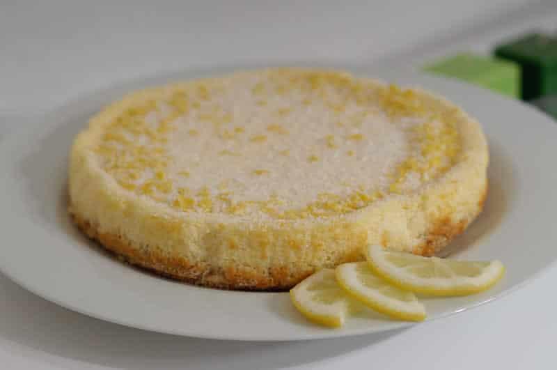 Gâteau léger à la noix de coco avec thermomix