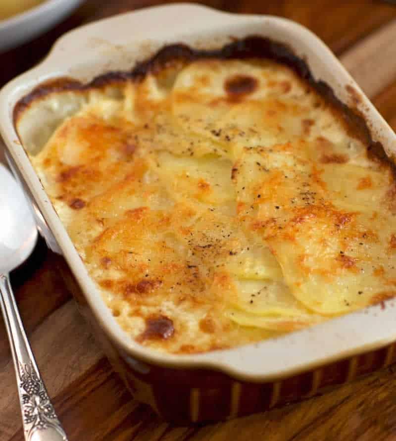Lasagnes de pommes de terre au thermomix