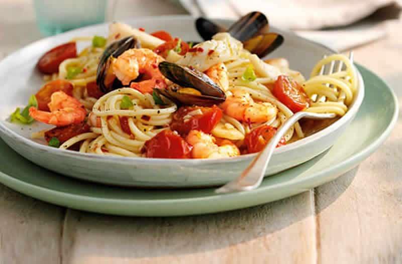 p 226 tes aux fruits de mer avec thermomix blogs de cuisine
