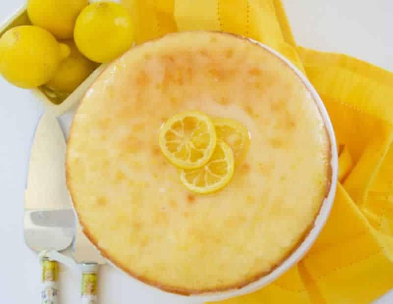 G teau au citron rapide au thermomix recette thermomix - Gateau au chocolat rapide thermomix ...