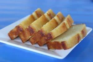Gâteau au Yaourt à la banane recette ww au thermomix