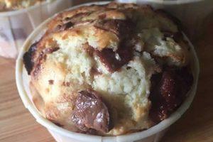 Muffin au Kinder maxi