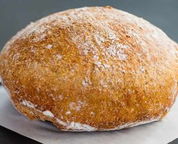 Pain complet Rapide au thermomix