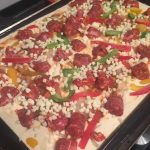 Pizza liquide Facile au thermomix