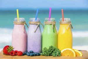 Smoothie healthy fait maison au thermomix