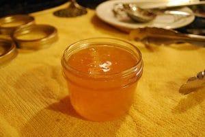 Gelée d'orange et citron au thermomix
