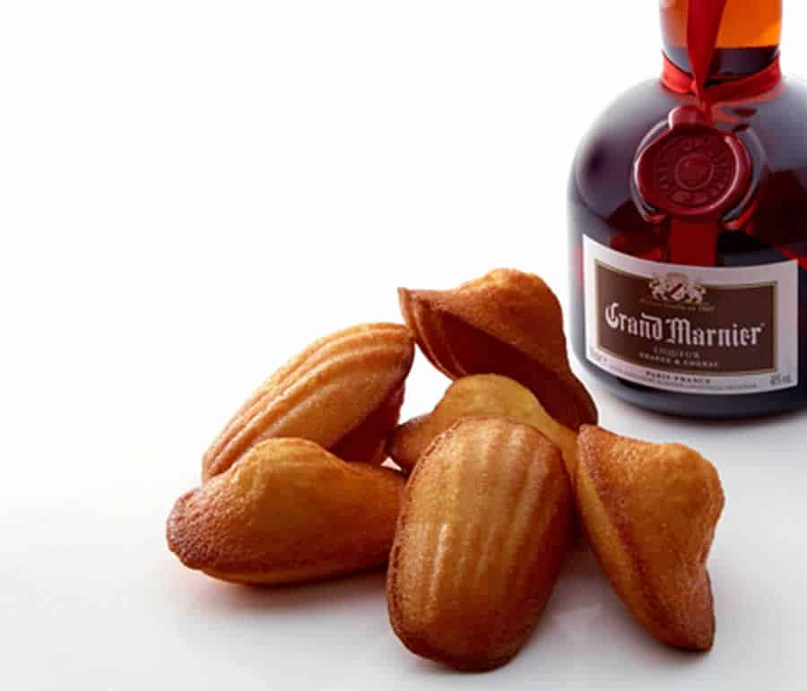 Madeleines au Grand Marnier avec thermomix