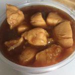 Poulet au coca au Cookeo