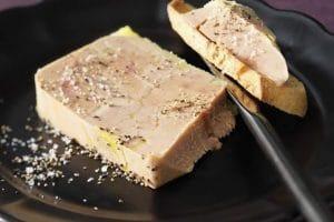 Délice de foie au thermomix
