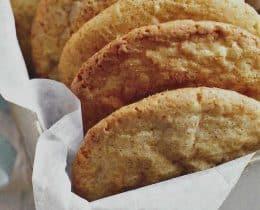 Biscuits à la cannelle avec thermomix