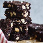 Brownie aux noix avec thermomix