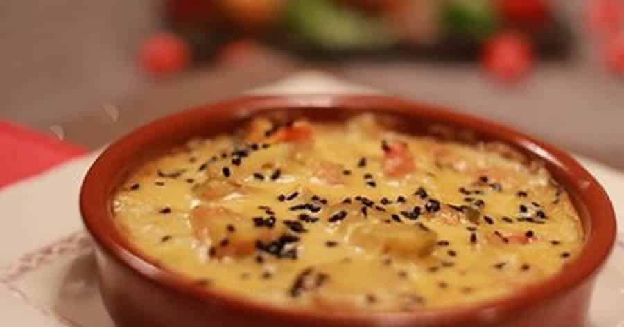 Cassolette au crabe avec thermomix recette thermomix - Recette thermomix regime ...