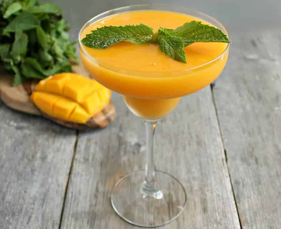 Cocktail Mango Daiquiri au thermomix