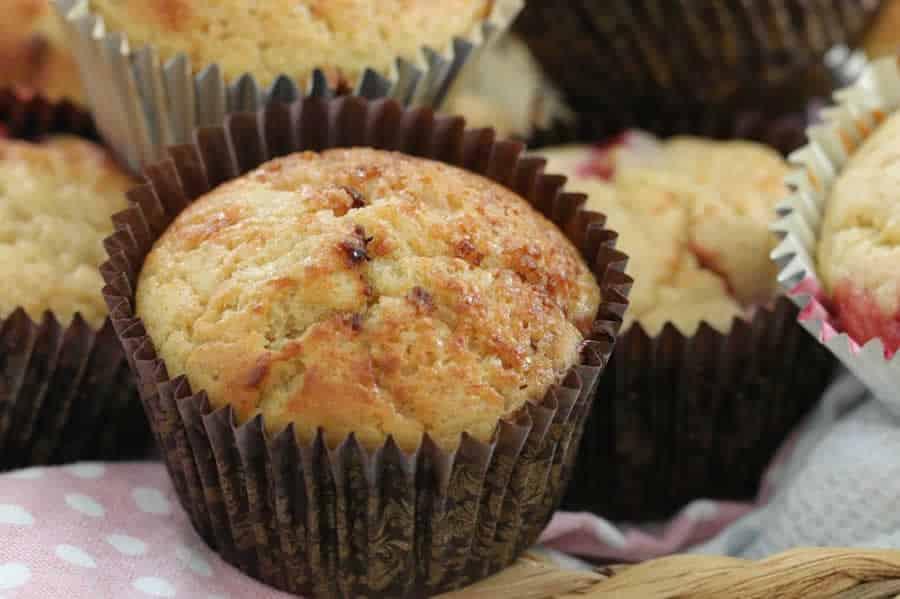Muffins aux fruits et yaourt avec thermomix