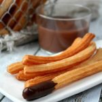 Churros au four avec thermomix