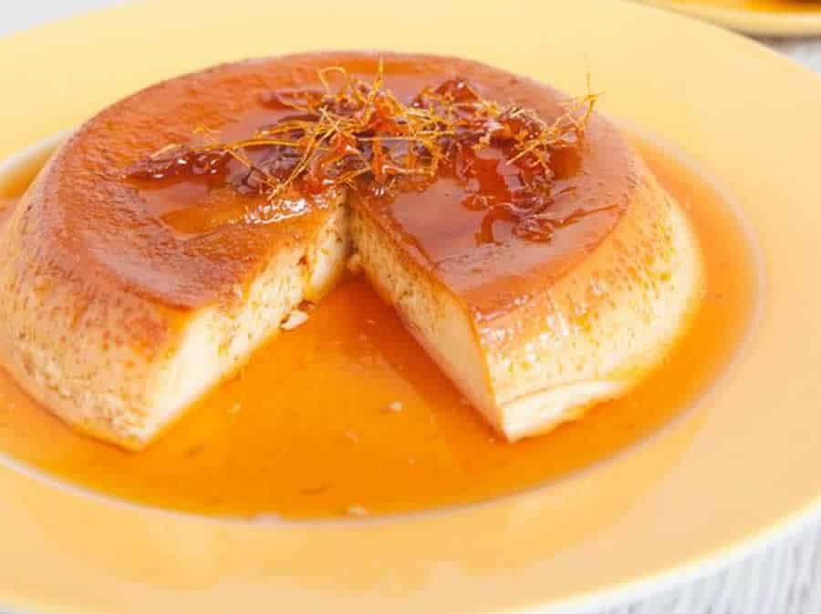 Flan antillais au thermomix