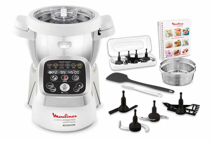 Recette companion for Robot cuisine cookeo
