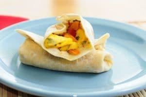 Burritos recette Weight Watchers