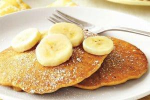 Pancakes à la Banane avec thermomix