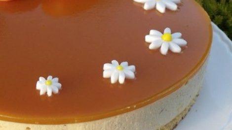 Bavarois abricot recette Weight Watchers au thermomix