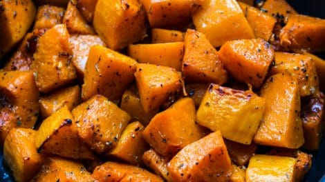 Butternut rôti au four recette weight watchers