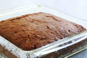 Cake aux épices avec thermomix
