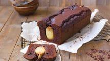 Cake chocolat et poire recette wieght watchers