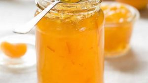 Confiture mandarines au thermomix
