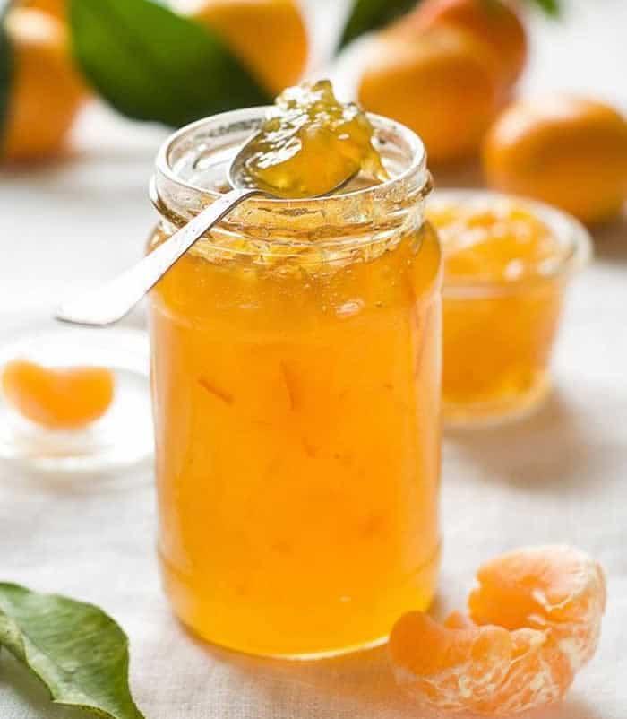 Confiture mandarines au thermomix