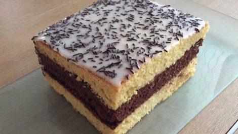 Gâteau Napolitain au thermomix