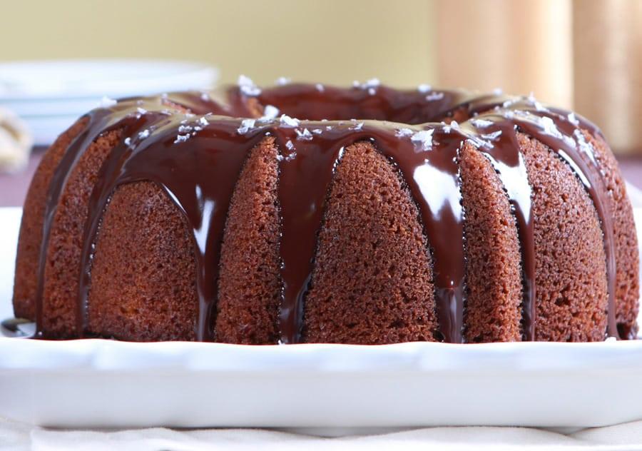 Gâteau au chocolat et miel avec thermomix