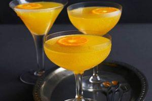 Liqueur de Mandarines Fait Maison au Thermomix