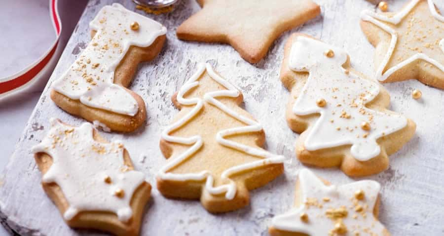 Biscuits de Noël au miel au thermomix