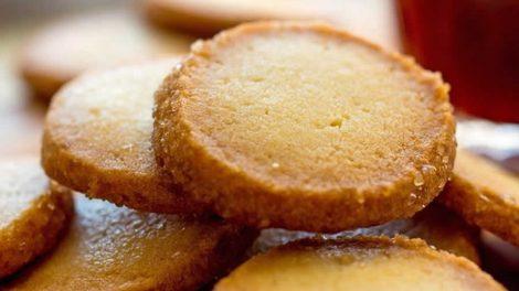 Petits gâteaux de Noël au beurre au thermomix