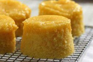 Gâteau au citron cuisson varoma thermomix