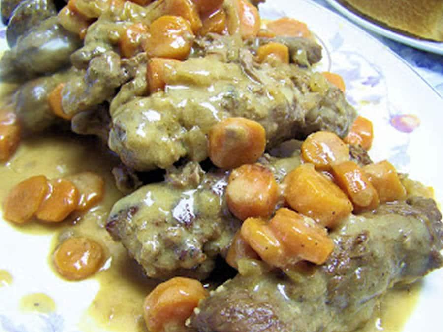 Paupiettes de boeuf au cookeo recette cookeo simple - Paupiette de porc recette ...