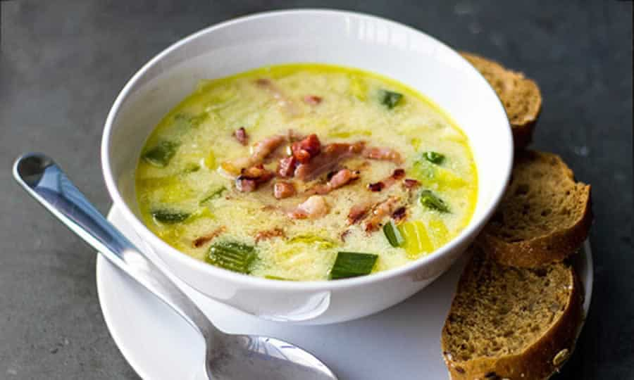 Potage Hollandais au thermomix