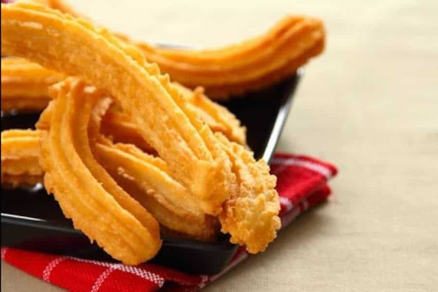 Churros salés au thermomix