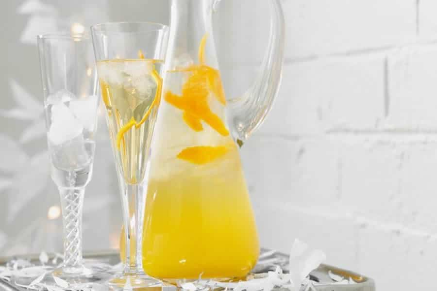 Cocktail Citrus Lillet au thermomix
