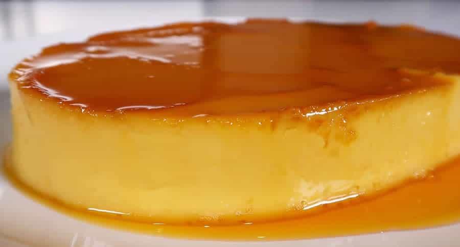 Crème Renversée Au Thermomix Recette Thermomix